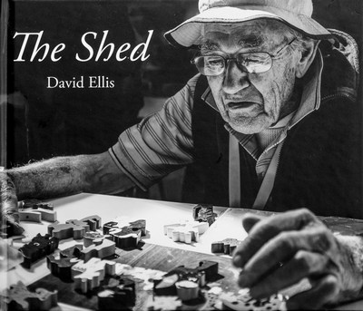 The Shed Case Bound Book by David Ellis